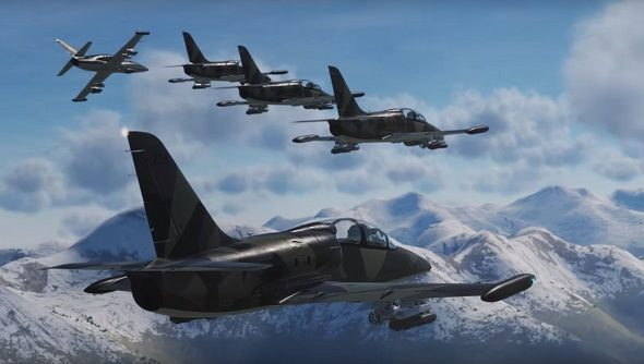 Modern Air Combat will add 14 historic aircraft to DCS World this