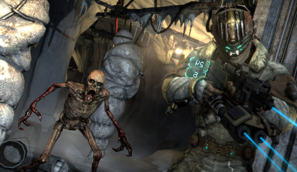 """Dead Space 3 PC port defended by exec producer: """"We want to make sure everyone's having that same experience"""""""