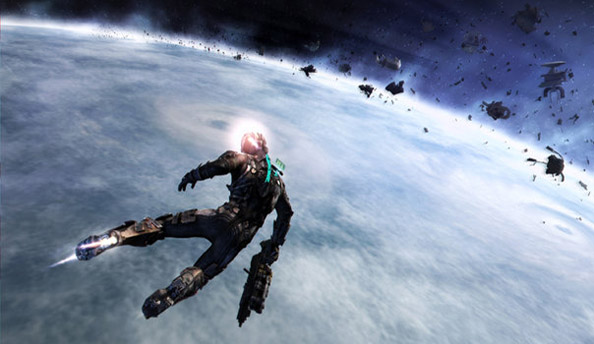 Dead Space 4 would have been open world, former creative director says