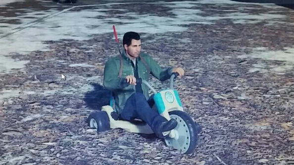 Leaked Dead Rising 4 images show Frank West back in action