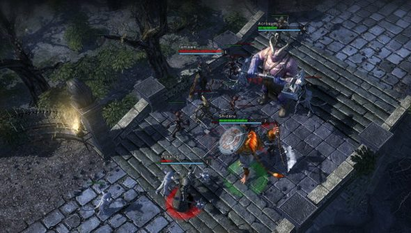 Deadbreed is a brand new MOBA.
