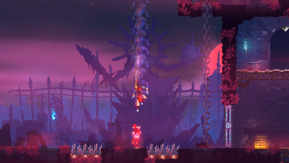 Dead Cells adds new biome, monsters, and more