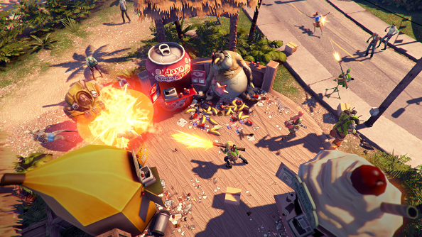 Big changes hit Dead Island: Epidemic in the move to open beta