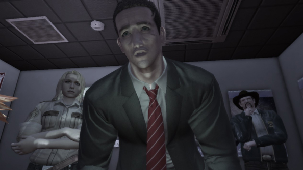Deadly Premonition is out on PC today, and we have ten copies from GOG to give out