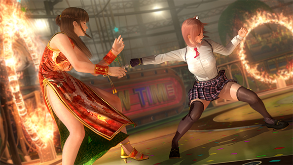 "Dead or Alive 5 director warns PC modders to behave: ""play our game in good moral and manner"""