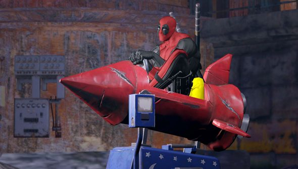 Deadpool is one of several recent Marvel games removed from sale of New Years Eve.