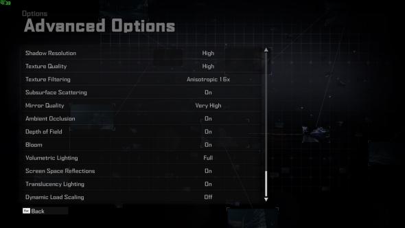 Dead Rising 4 AMD RX 470 settings