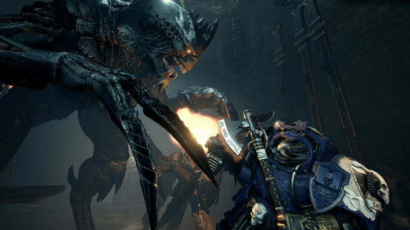 Space Hulk: Deathwing introduces randomised missions and class customisation