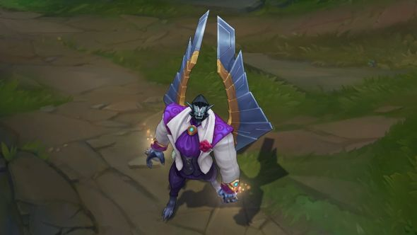 Debonair Galio in-game