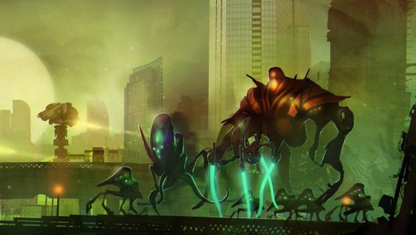 Waves in Defense Grid 2 are made up entirely of aliens - but they are not short on variety.