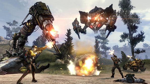 Acquiescence: Trion Worlds' shooty MMO Defiance will go free-to-play in June