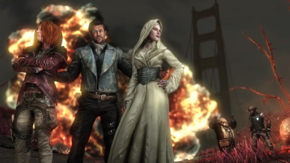 Defiant to the end: Trion Worlds' MMO shooter Defiance goes free-to-play