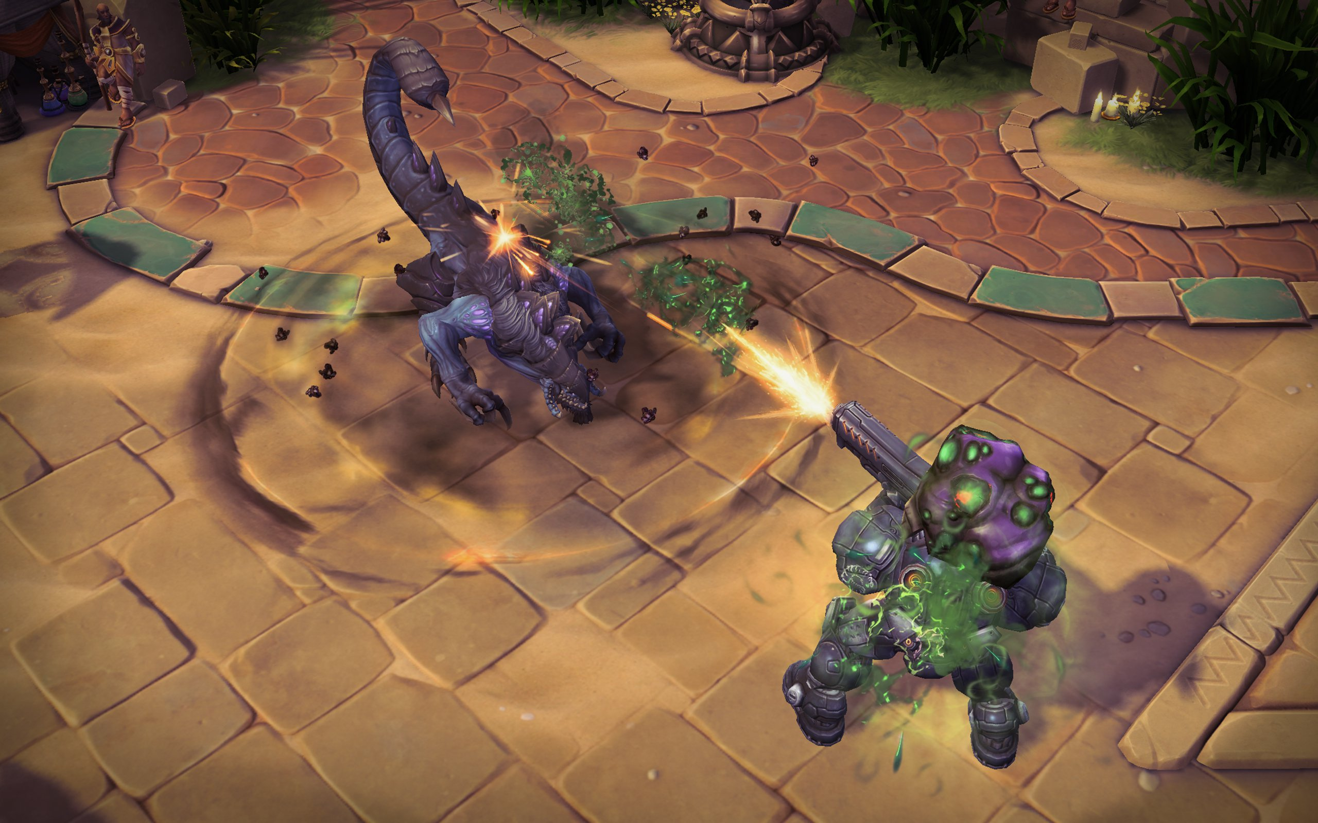 Heroes of the Storm introduces Dehaka