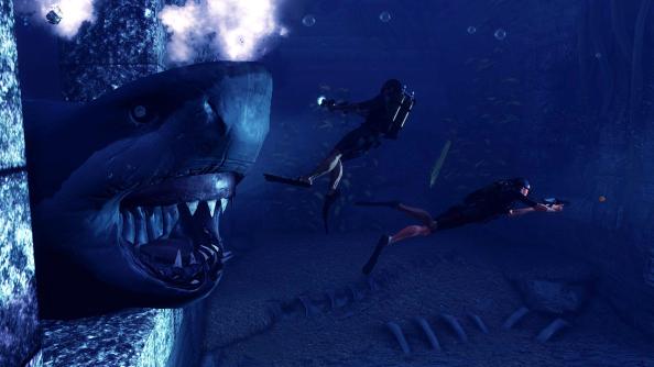 depth big catch update trailer megalodon diving game digital confectioners