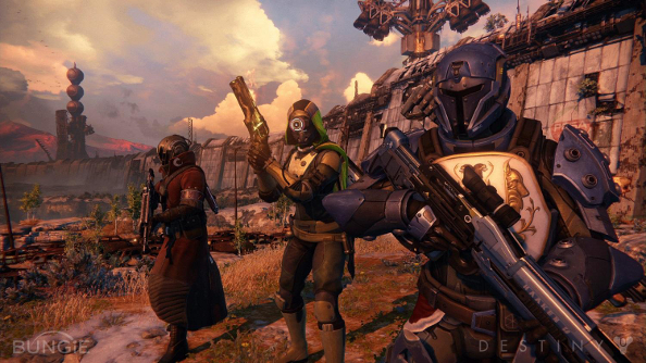 Bungie explains why PC's not getting that Destiny love