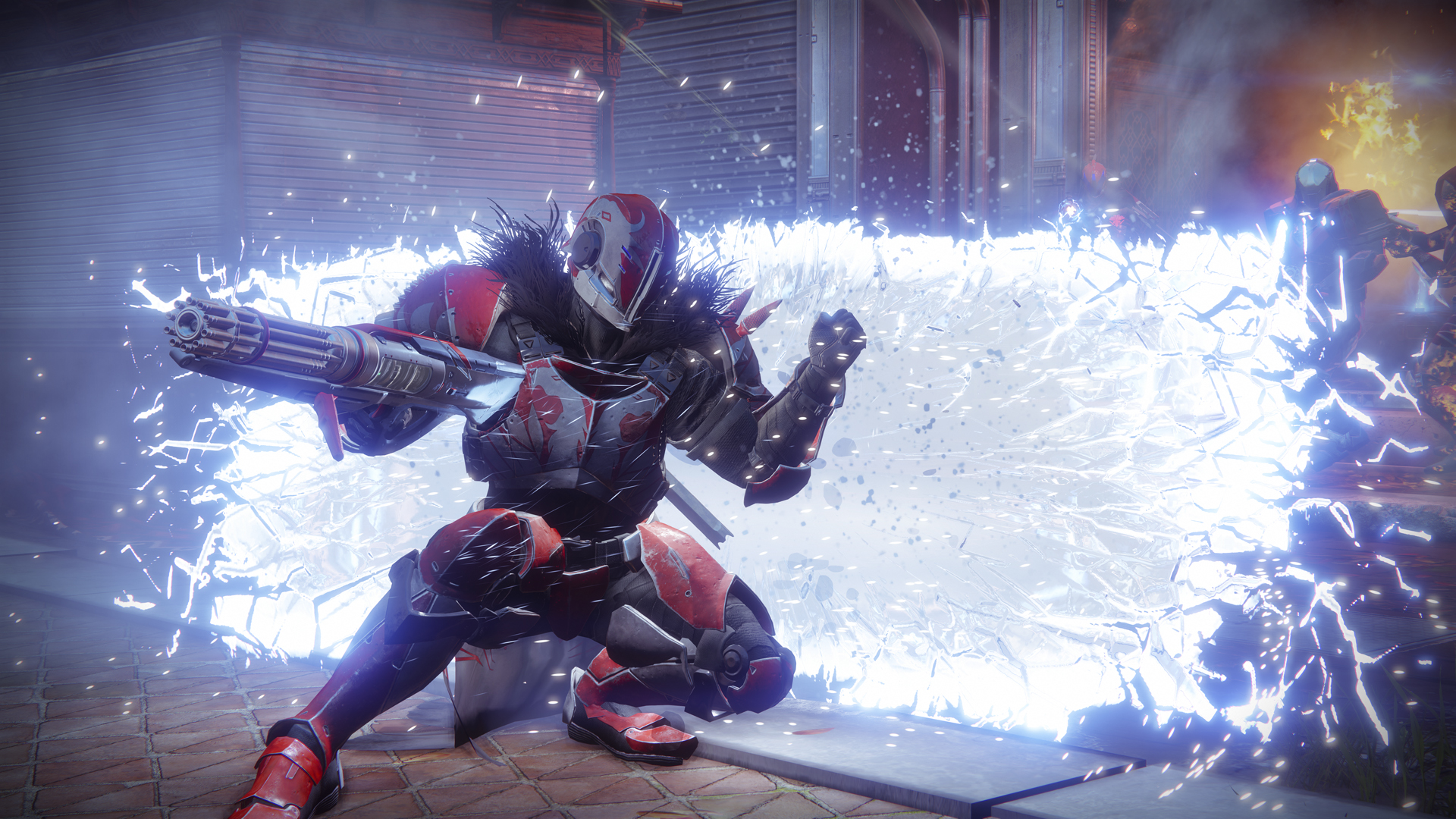 Some activities in Destiny 2 will lock your loadouts