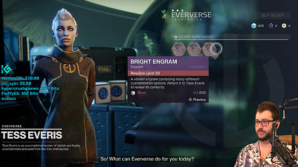 Bright Engrams for Silver