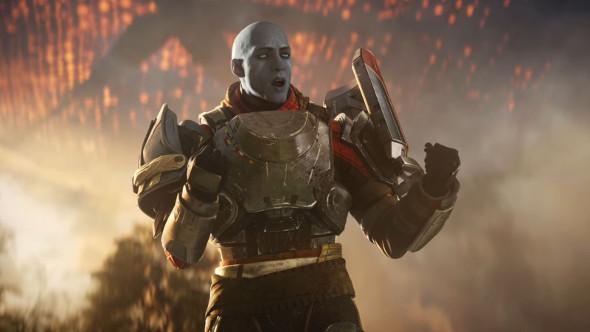 New Destiny 2 footage