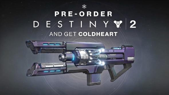 Destiny 2 Coldheart
