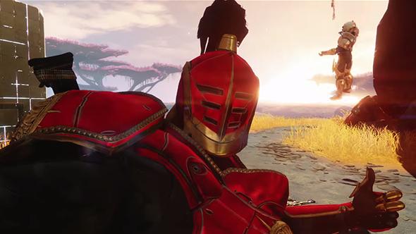 destiny 2 curse of osiris launch trailer selfie emote