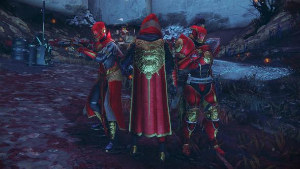 destiny 2 new  monarchy faction rally new gear