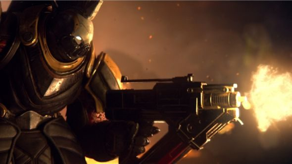 Destiny 2's first mission has you defending the Tower from