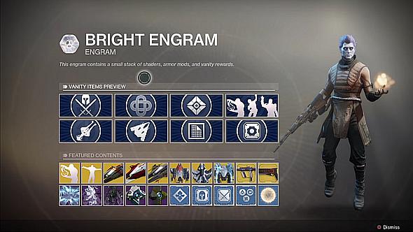 A Bright Engram