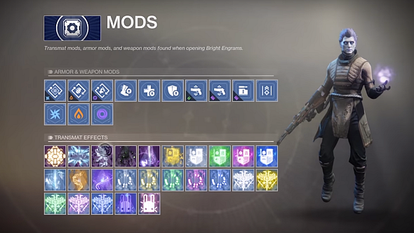 Mods in a Bright Engram