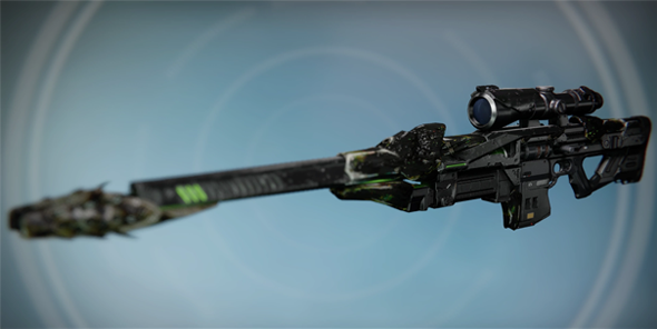Destiny black spindle