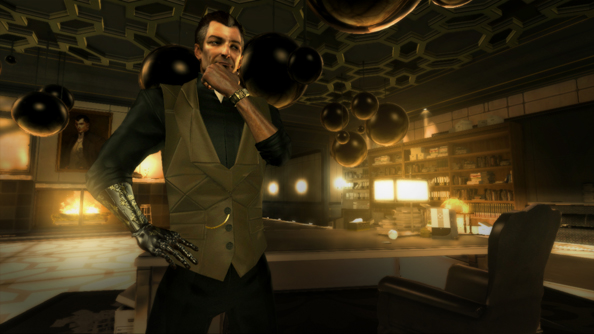Until Square Enix stop making games as good as Deus Ex: Human Revolution, we have to care about what they say.