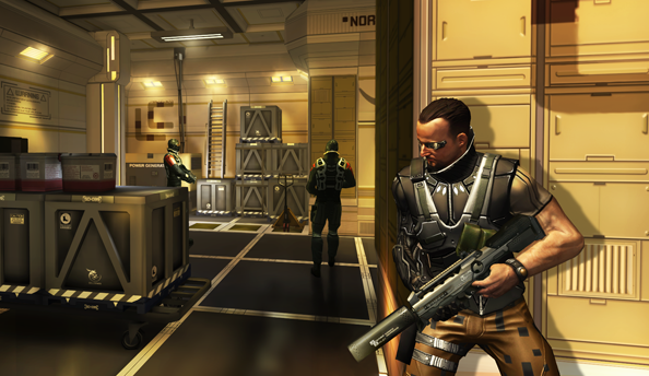 "Deus Ex: The Fall devs on difficulty of porting to PC: ""Expectations are really high"""