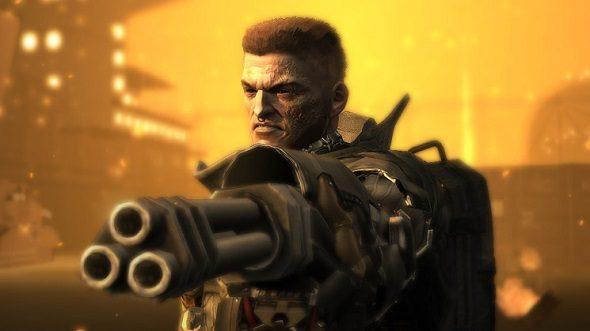 Deus Ex: Human Revolution Barrett