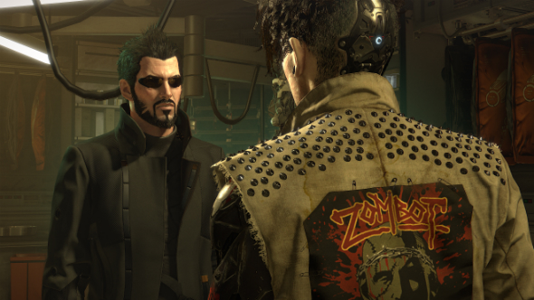 Deus Ex Mankind Divided PC port review