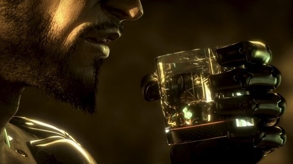 Deus Ex: Human Evolution