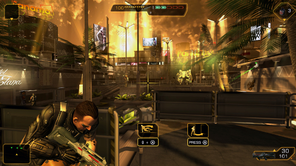 Deus Ex: The Fall arrives on Steam a week early