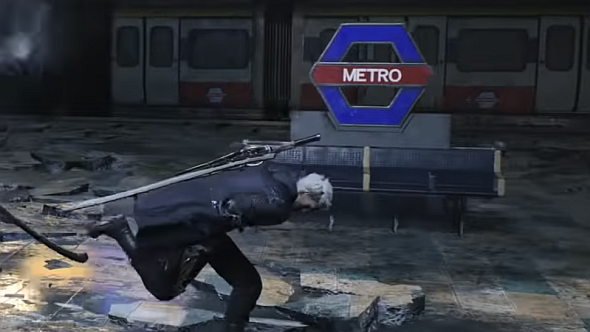 devil may cry 5 london metro