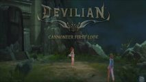 Devilian Cannoneer Class