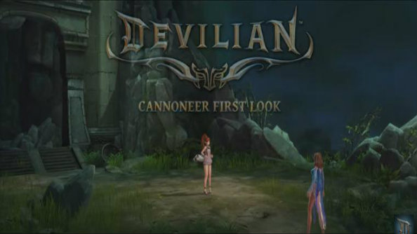 Devilian Cannoneer Class revealed