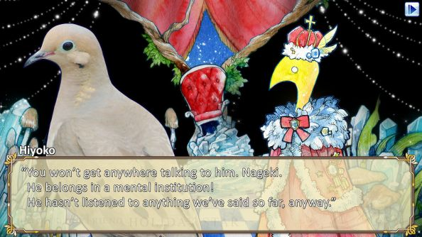 Hatoful Boyfriend: Holiday Star will spread its wings later this year
