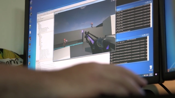 Real: watch the first match in the new Unreal Tournament