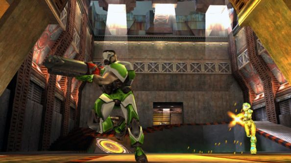 "Quake Live fragging its way onto Steam ""very, very soon"""
