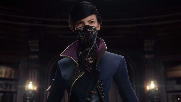 Dishonored 2 E3 2015 reveal