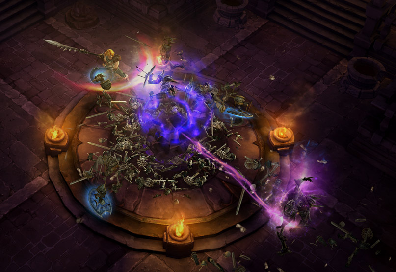 Korean Government raid Blizzard's offices on behalf of Diablo 3 players