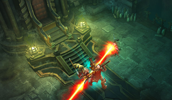 Diablo 3 patch 1.0.7a is out, means less bug-induced Arcane Power for Wizards