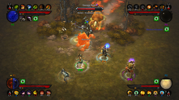 Why we'll never play cross-platform Diablo III with the consoles