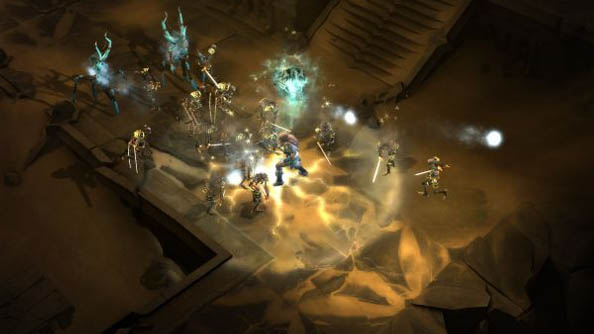 Diablo 3 1.0.5 patch will make crowd control more effective in later levels by throwing out the current system