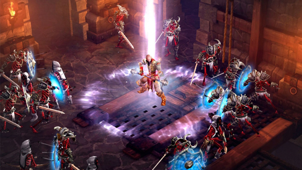 Diablo III becomes the last major Blizzard game to get a Chinese launch