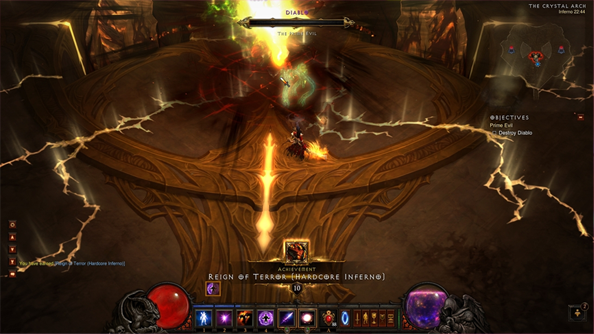 "Blizzard: Diablo III's health is ""a challenging problem"""