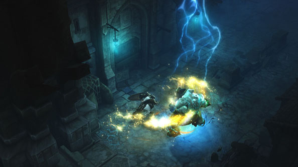 Death warmed up: see Diablo III: Reaper of Souls' Malthael in motion