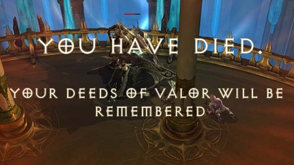 Diablo III login bug causes hardcore massacre: players left naked and helpless